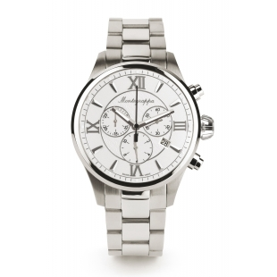 Fortuna Chronograph 42 mm Watch MONTEGRAPPA - 1