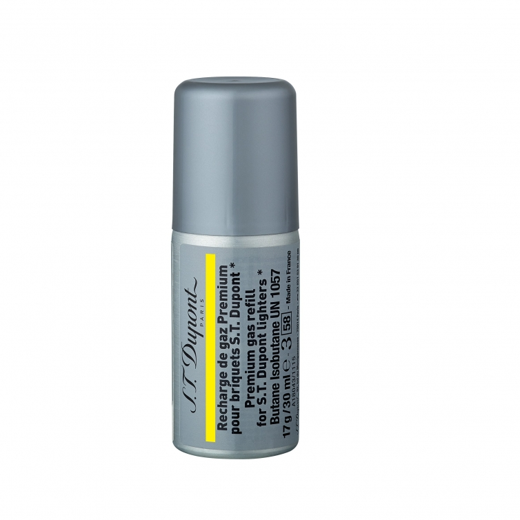 Yellow Gas lighter refill S.T. DUPONT - 1