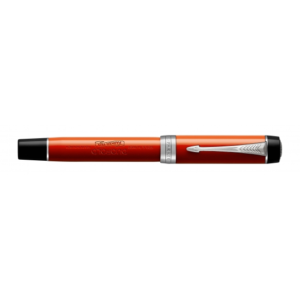 Duofold Classic Big Red Vintage CT Centennial Fountain Pen PARKER - 2