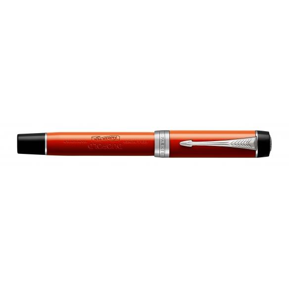 Duofold Classic Big Red Vintage CT International plnicí pero PARKER - 2