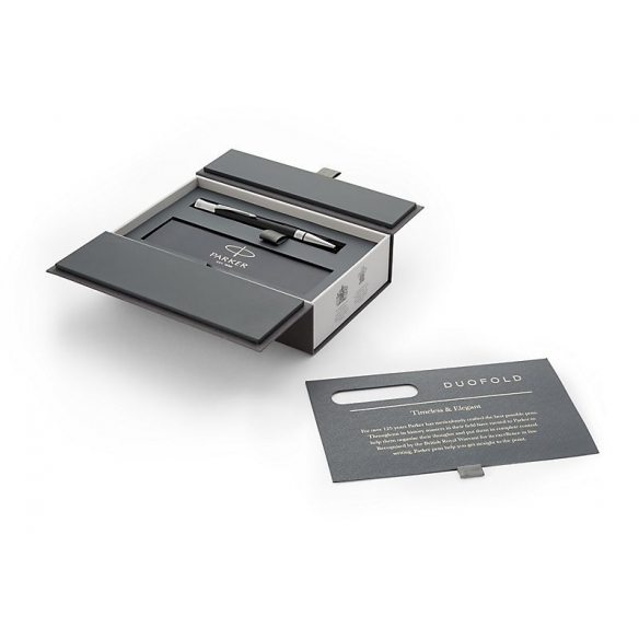 Duofold Classic Black CT guľôčkové pero PARKER - 2