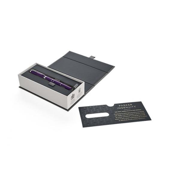 Ingenuity Deluxe Blue Violet CT Slim Liner PARKER - 6