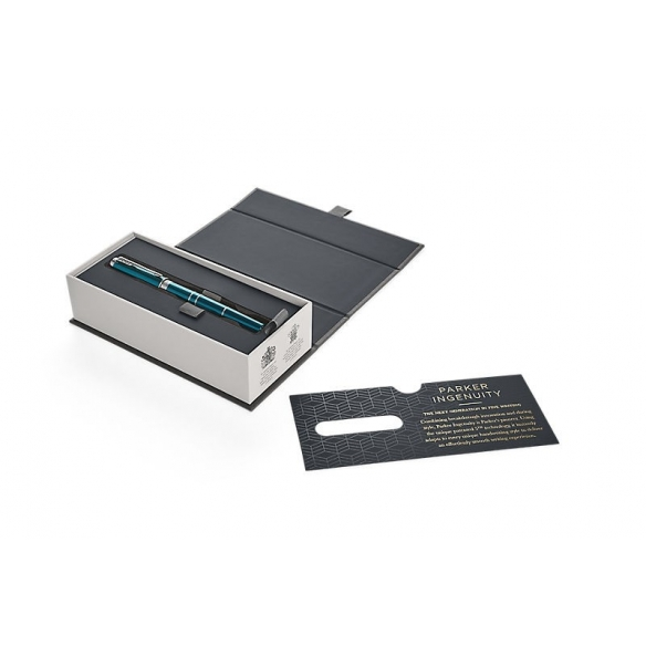 Ingenuity Deluxe Teal CT Slim liner PARKER - 4