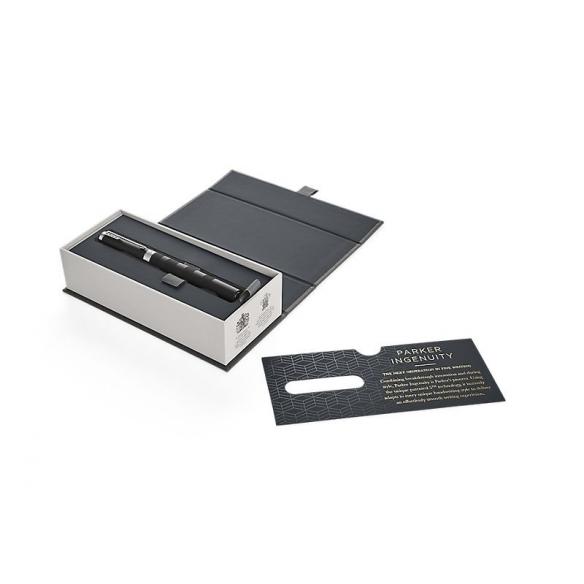 Ingenuity Premium Black Rubber CT Large liner PARKER - 6