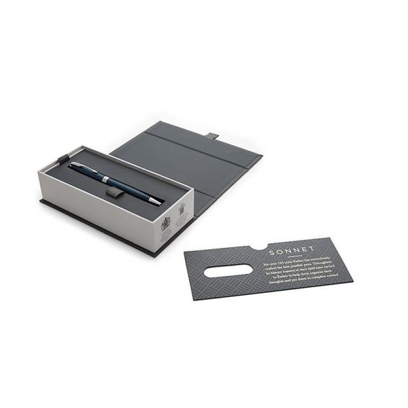 Sonnet Blue CT Ballpoint Pen PARKER - 3