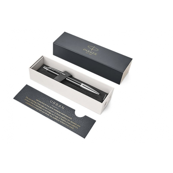 Urban Premium Ebony Lacquer CT guľôčkové pero PARKER - 3