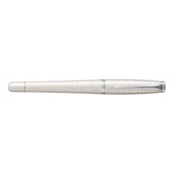Urban Premium Pearl Metal CT Fountain Pen PARKER - 7