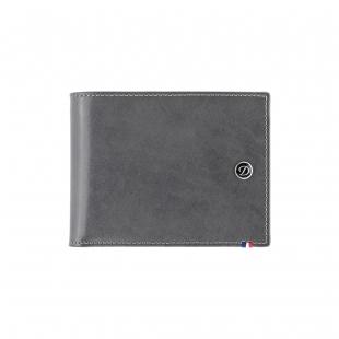 Line D Grey - Blue Billfold for 8 Credit Cards S.T. DUPONT - 1