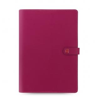 The Original portfolio A4 + Notebook malinová FILOFAX - 1