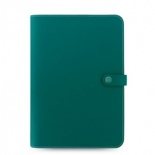 The Original portfolio A4 + Notebook green FILOFAX - 1