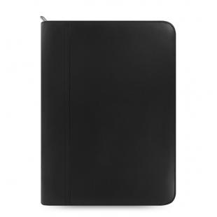 Metropol Zipped Folio With Calculator Black FILOFAX - 1