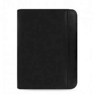 Metropol Zipped Folio with Removable Rings Black FILOFAX - 1