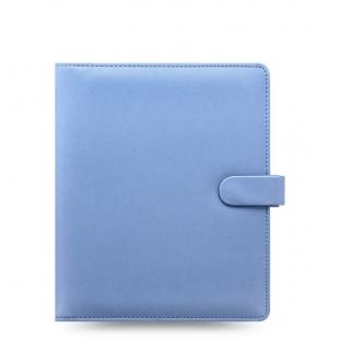 Saffiano Organiser A5 blue FILOFAX - 1