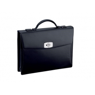 Line D Tourniquet Briefcase Black S.T. DUPONT - 1