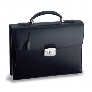 Line D One Gusset Briefcase