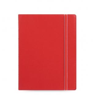 FILOFAX NOTEBOOK CLASSIC A5 - červená FILOFAX - 1