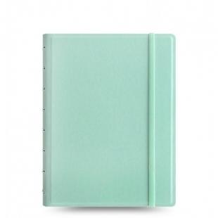 FILOFAX NOTEBOOK PASTEL A5 - pastelová zelená FILOFAX - 1