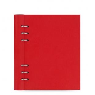 Filofax Clipbook Classic A5 Red FILOFAX - 1