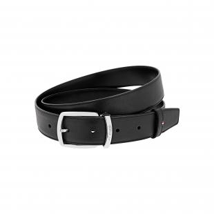 Line D Grained Black Belt S.T. DUPONT - 1