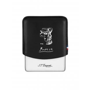 Picasso cigarette case black