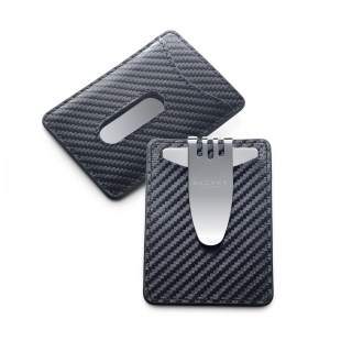 Nocturna money clip black...