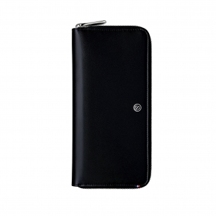 Line D kožená peňaženka dlhá čierna S.T. DUPONT - 1