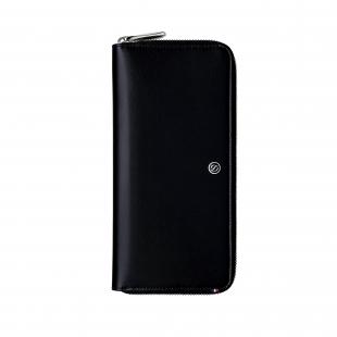 Line D kožená peněženka dlouhá černá S.T. DUPONT - 1