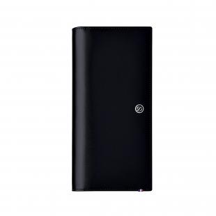 Line D 13 Credit Cards kožená peňaženka dlhá čierna S.T. DUPONT - 1