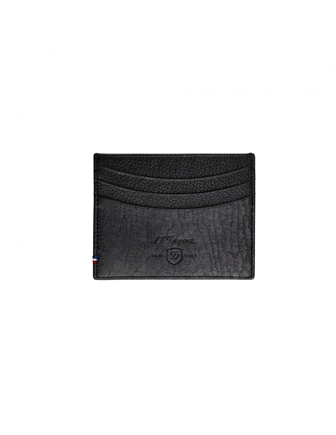 Line D Soft Diamond púzdro na kreditné karty čierne 7a6d6f2152f