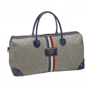 Iconic Cosie weekend bag blue, gray S.T. DUPONT - 1