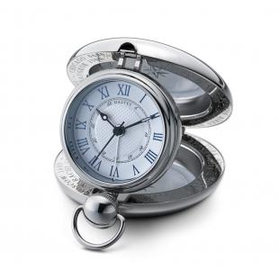 Voyager cestovné hodinky biele