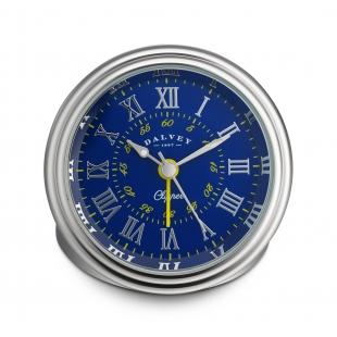 Clipper cestovné hodiny modré