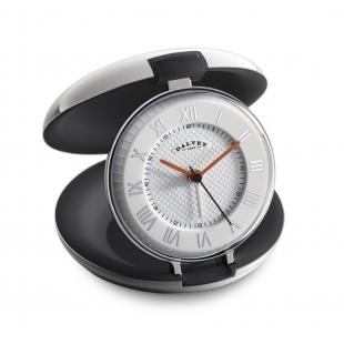 Capsule cestovné hodiny čierne