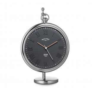 Sedan stolové hodiny šedé DALVEY - 1