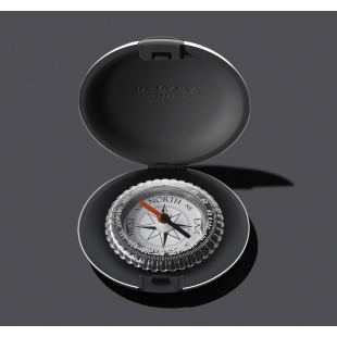 Pocket compass black DALVEY - 1