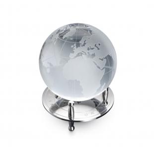 Desk globe & stand...