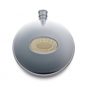 Classic Compact flask Gold...