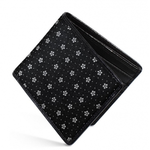 Slim Billfold wallet Black...