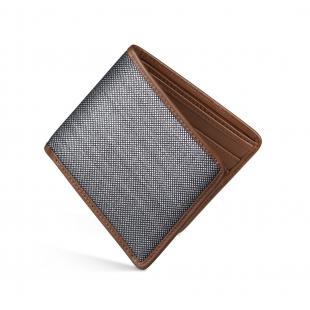 Slim peňaženka Tan leather...