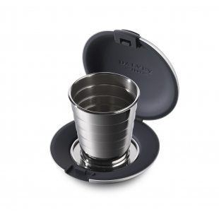 Pocket cup Stainless steel