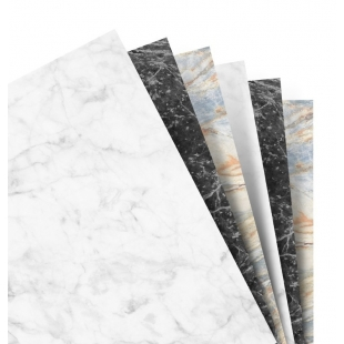Marble Plain Notepaper A5...