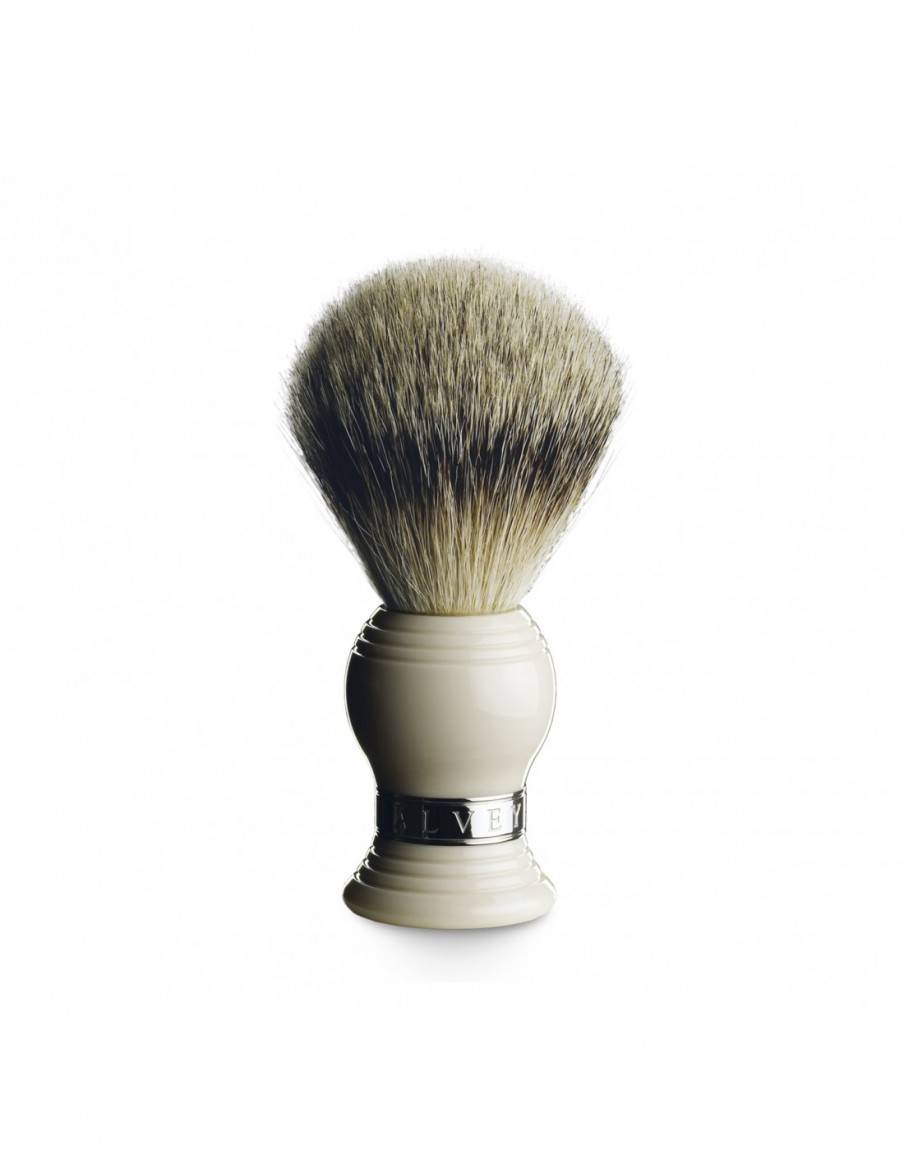 Classic shaving set and stand ivory DALVEY - 3