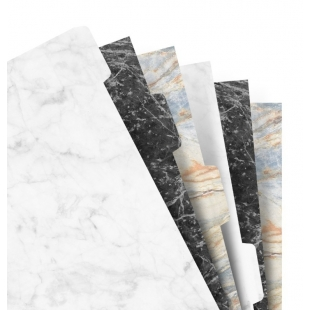 Notebook A5 Marble index