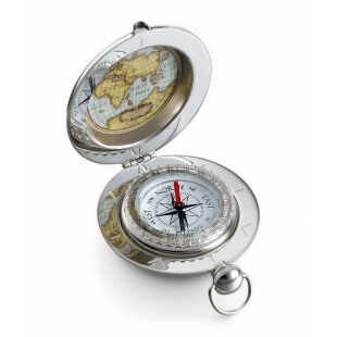 Voyager Compass stainless...