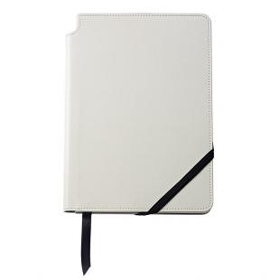 Classic Stredný zápisník biely