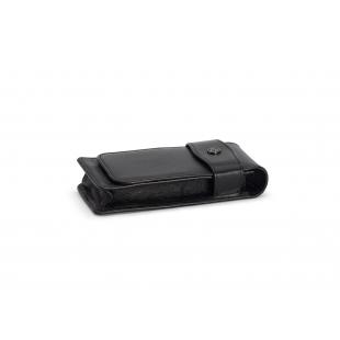 Flap Pouch for 3 long pens black KAWECO - 1