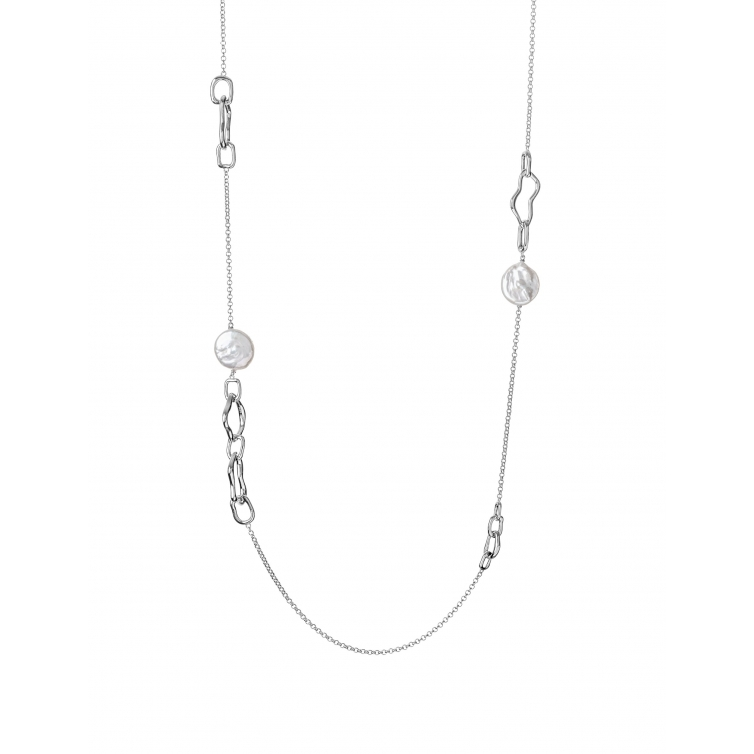 2712decaa Guara Perlový náhrdelník strieborný   Exclusive Pen