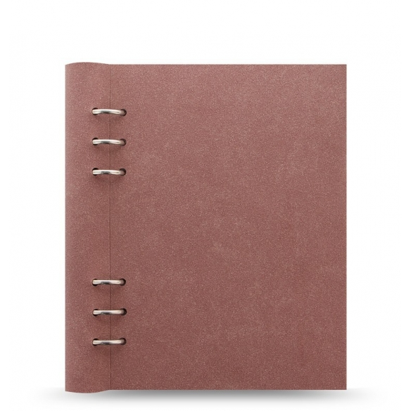 Clipbook Architexture Notebook A5 Terracotta