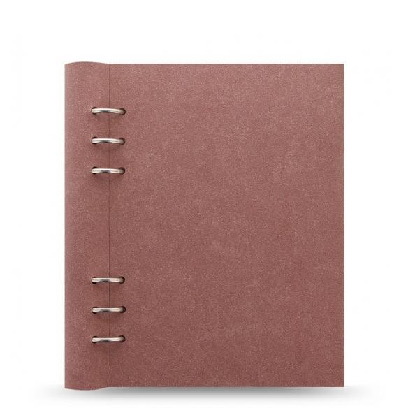 Clipbook Architexture Notebook A5 Terracotta FILOFAX - 1