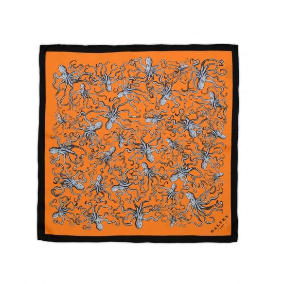 Insignia Gift set Carbon fibre/orange DALVEY - 4